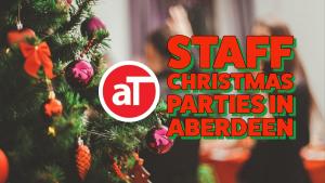 Christmas Parties in Aberdeen